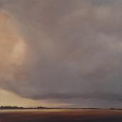 Oil on Canvas 80 x 80cm