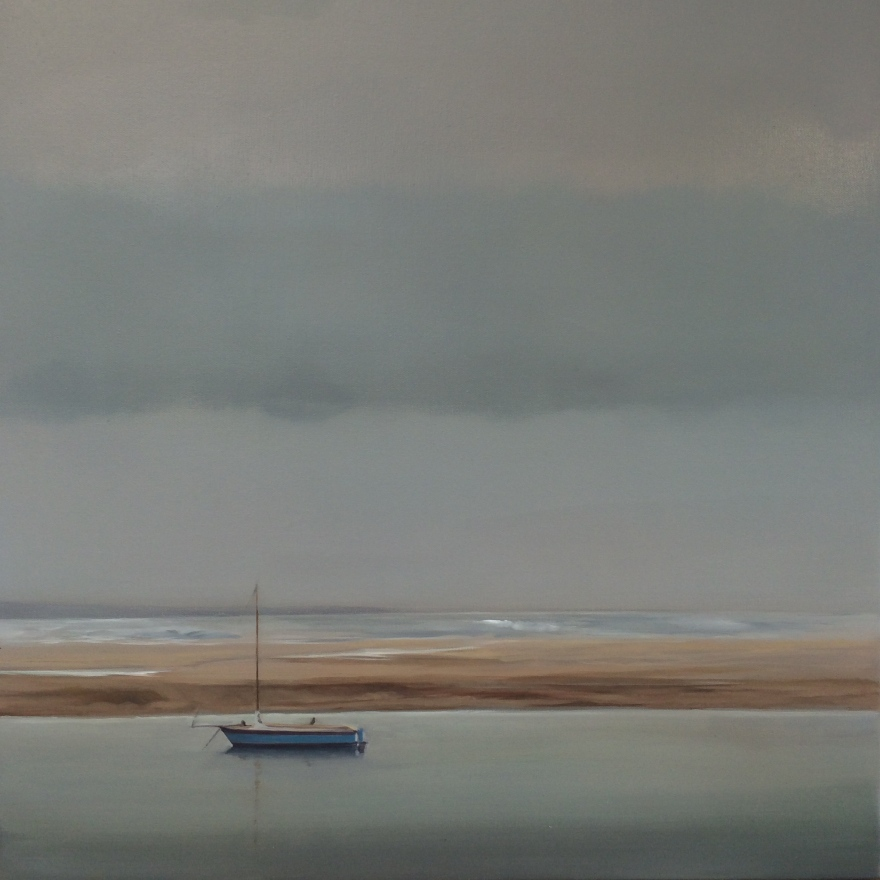 New work for a show coming up based around the beauty of Barwon Heads